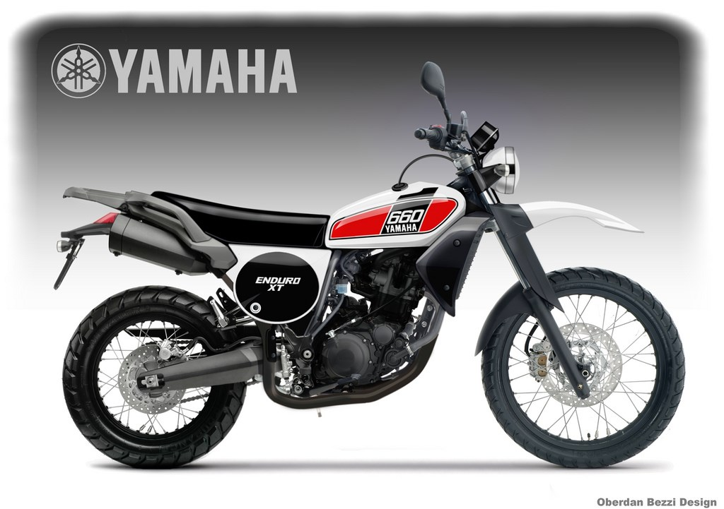 Yamaha xt photo - 3