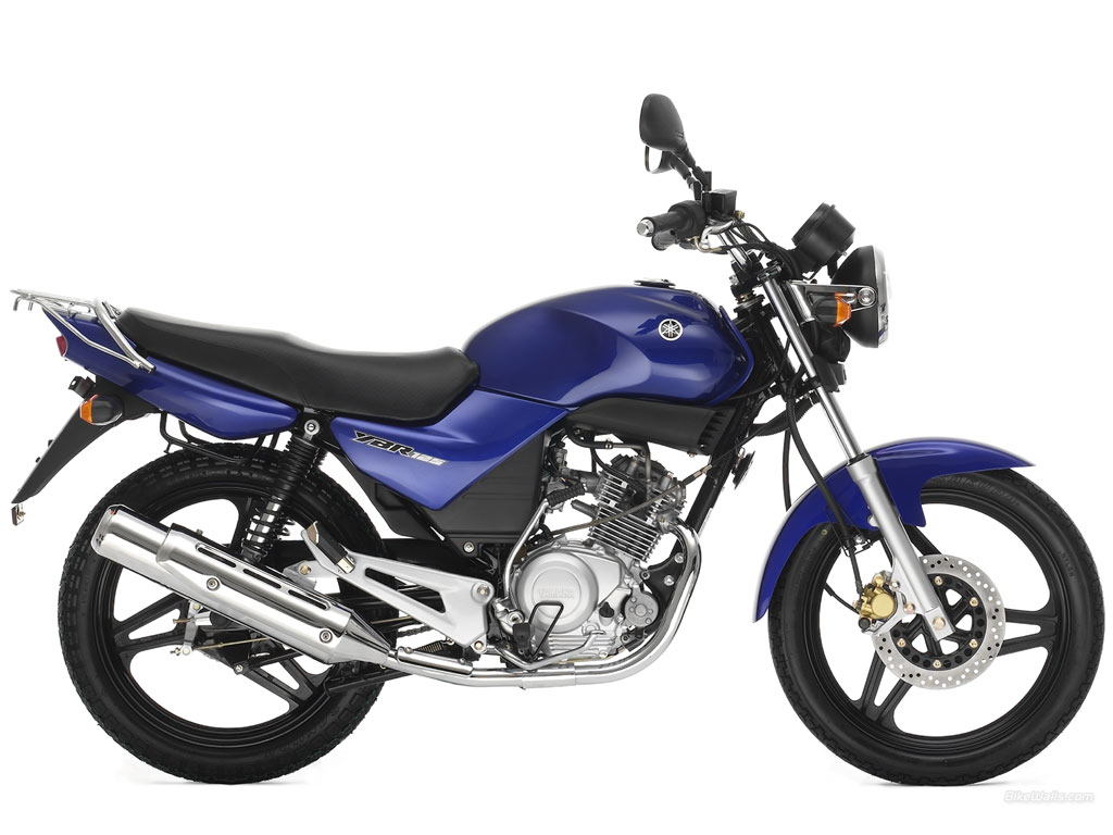 Yamaha ybr125 photo - 2