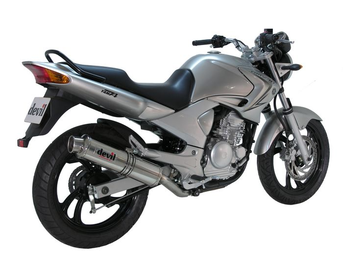 Yamaha ybr250 photo - 2