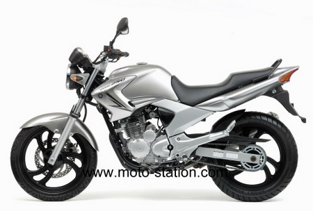 Yamaha ybr250 photo - 4