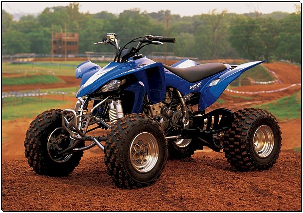 Yamaha yfz450 photo - 1