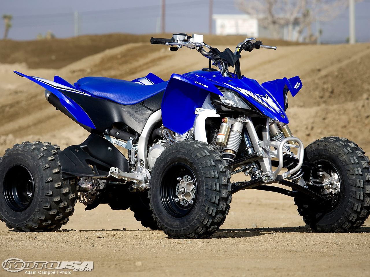 Yamaha yfz450 photo - 3