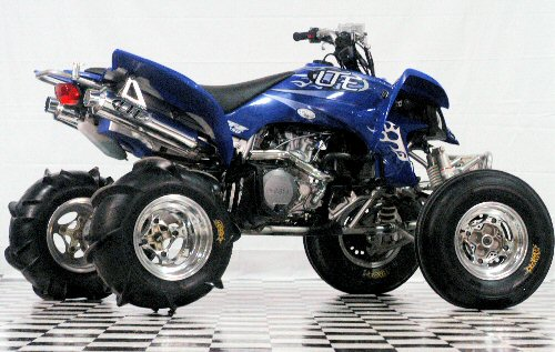 Yamaha yfz450 photo - 4