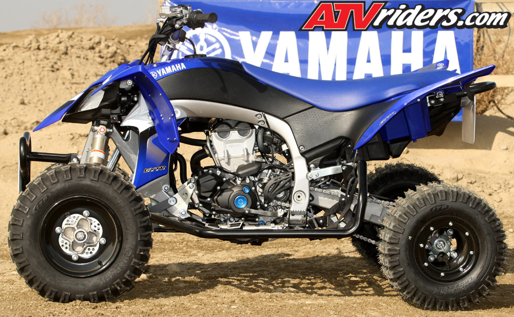 Yamaha yfz450r photo - 1