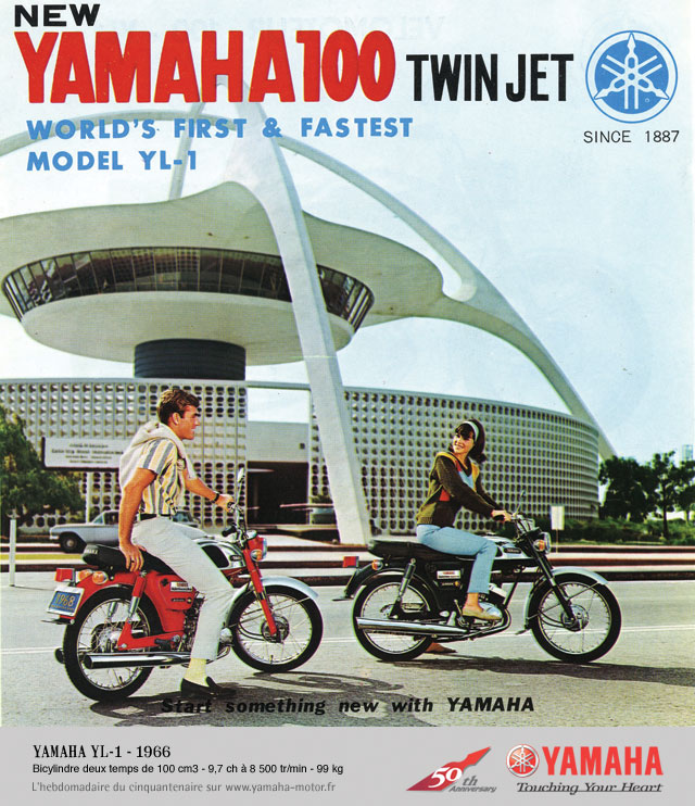 Yamaha yl1 photo - 3