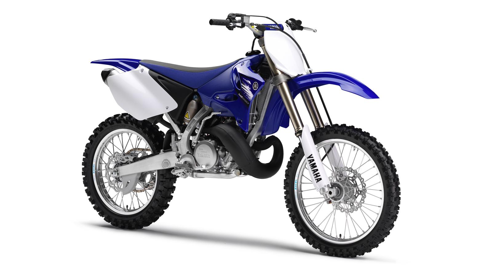 Yamaha yz photo - 4