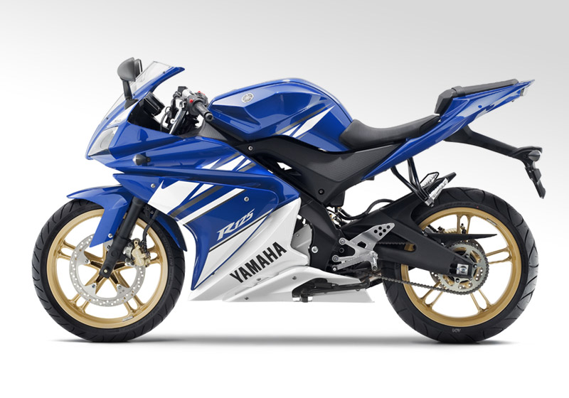Yamaha yzf-r125 photo - 1
