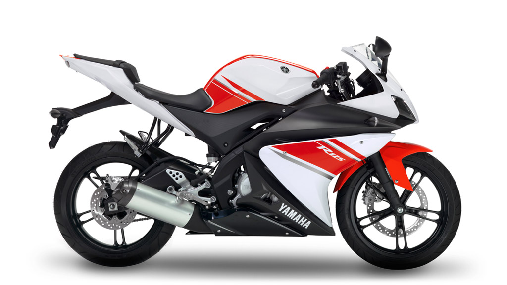 Yamaha yzf-r125 photo - 3