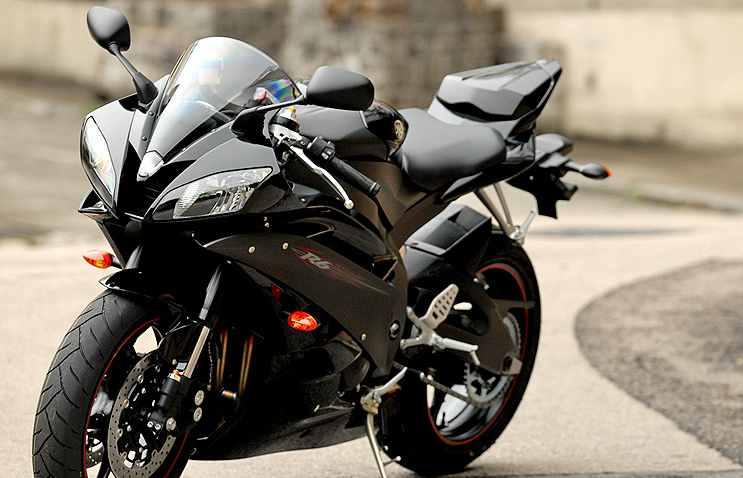 Yamaha yzf-r6 photo - 2