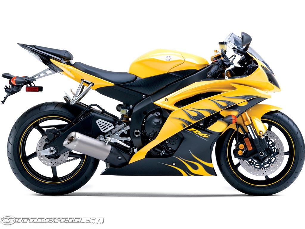 Yamaha yzf-r6 photo - 4