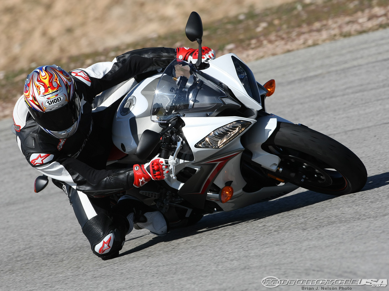 Yamaha yzf-r6s photo - 1
