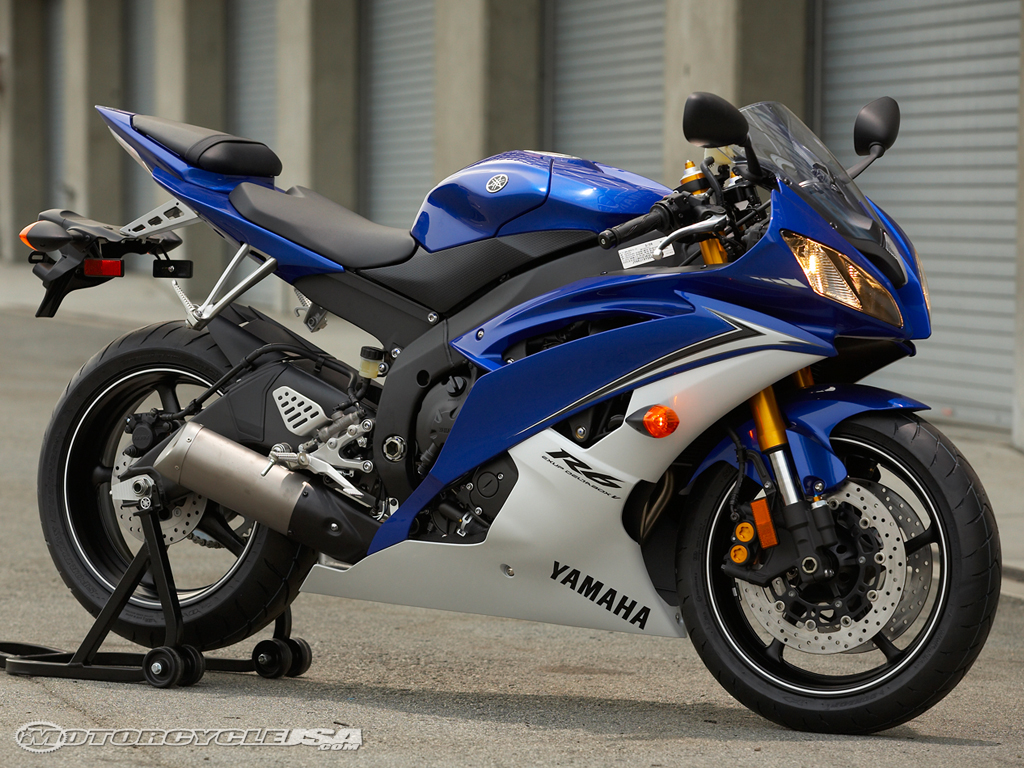 Yamaha yzf-r6s photo - 2