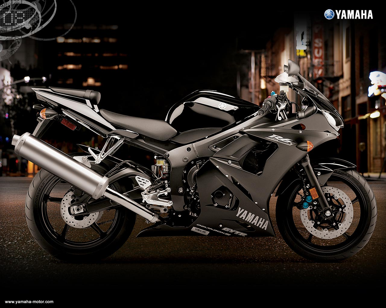 Yamaha yzf-r6s photo - 3
