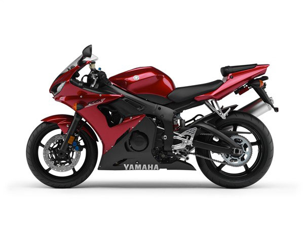 Yamaha yzf-r6s photo - 4