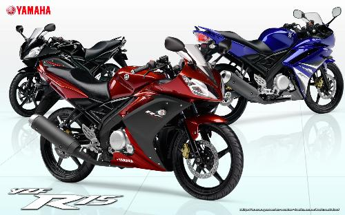 Yamaha yzf15 photo - 1