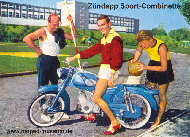Zundapp combinette photo - 2